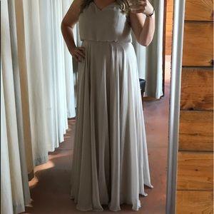 Jenny Yoo Inesse Bridesmaid Dress
